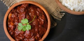 easter lamb curry